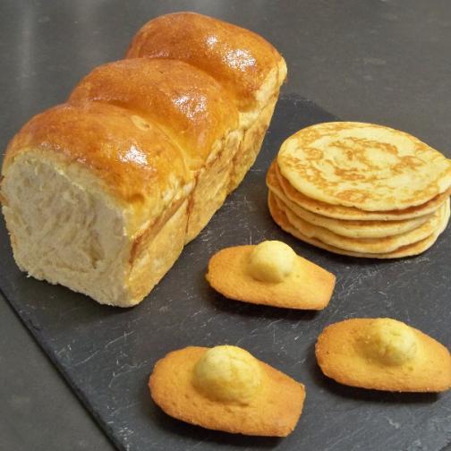 Vente de Viennoiseries à Marseille (pains au chocolat praliné, croissants...)